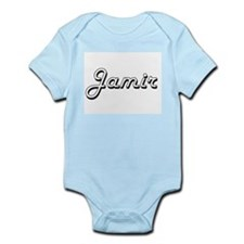 Jamir Classic Style Name Body Suit