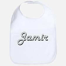 Jamir Classic Style Name Bib