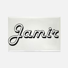 Jamir Classic Style Name Magnets