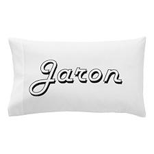 Jaron Classic Style Name Pillow Case