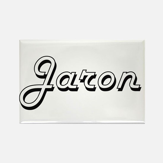 Jaron Classic Style Name Magnets
