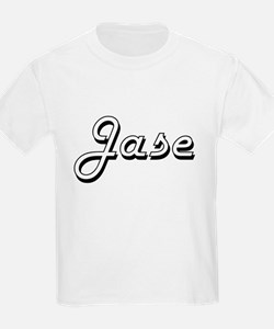 Jase Classic Style Name T-Shirt
