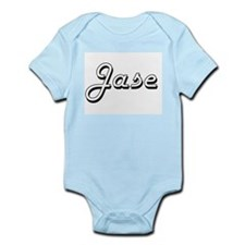 Jase Classic Style Name Body Suit