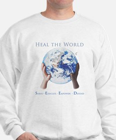 Cute Heal world Sweatshirt