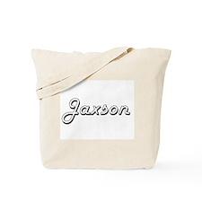 Jaxson Classic Style Name Tote Bag