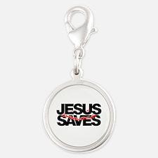 Jesus Saves Charms