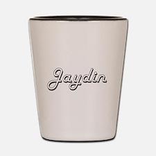 Jaydin Classic Style Name Shot Glass