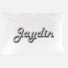 Jaydin Classic Style Name Pillow Case