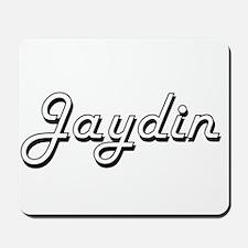 Jaydin Classic Style Name Mousepad
