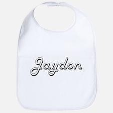 Jaydon Classic Style Name Bib
