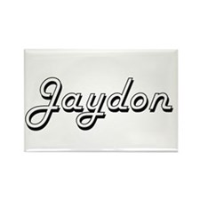 Jaydon Classic Style Name Magnets