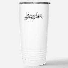 Jaylen Classic Style Na Travel Mug
