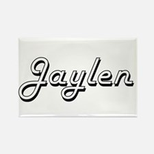 Jaylen Classic Style Name Magnets
