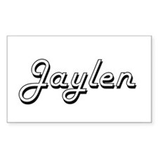 Jaylen Classic Style Name Decal