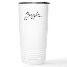 Jaylin Classic Style Na Travel Mug