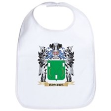 Bowers Coat of Arms - Family Crest Bib