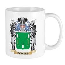 Bowers Coat of Arms - Family Crest Mugs