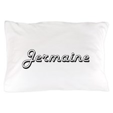 Jermaine Classic Style Name Pillow Case