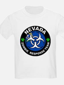 NV ZRT White T-Shirt