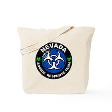 NV ZRT White Tote Bag