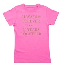 20 Years Together Girl's Tee