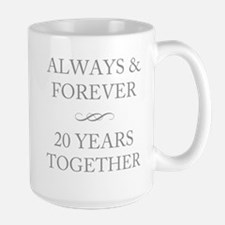 20 Years Together Mug