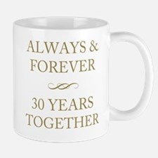 30 Years Together Mug
