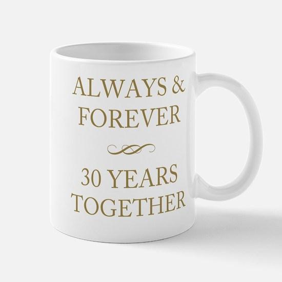 30 Years Together Mug