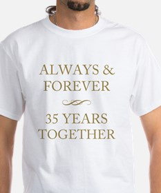 35 Years Together Shirt