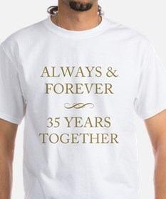 35th Wedding Anniversary Gifts For 35th Wedding