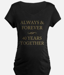 40 Years Together T-Shirt