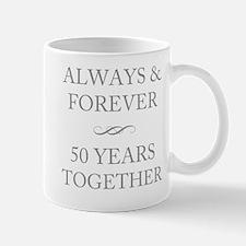 50 Years Together Mug