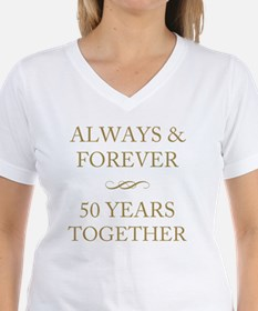 50 Years Together Shirt
