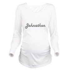 Johnathon Classic St Long Sleeve Maternity T-Shirt