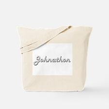 Johnathon Classic Style Name Tote Bag