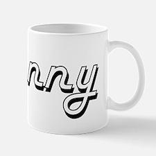 Cute I love johnny Mug