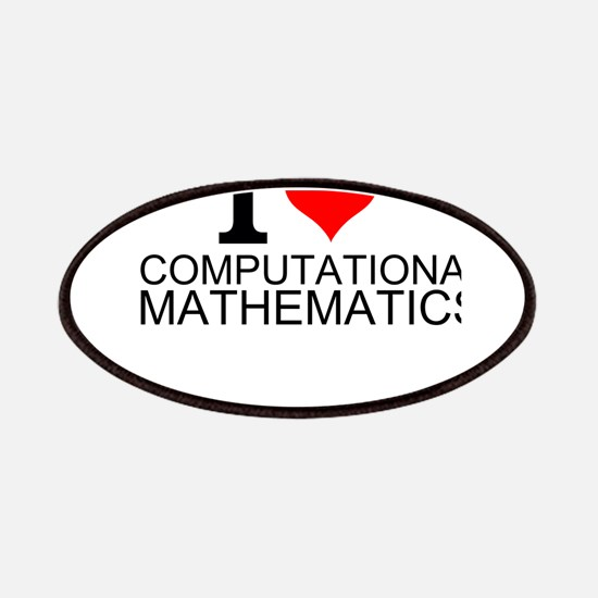 I Love Computational Mathematics Patch