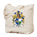 Meier Family Crest Tote Bag