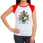 Meier Family Crest Women's Cap Sleeve T-Shirt