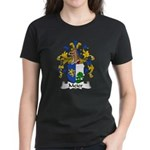 Meier Family Crest Women's Dark T-Shirt