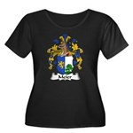 Meier Family Crest Women's Plus Size Scoop Neck Da