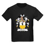 Mayr Family Crest  Kids Dark T-Shirt