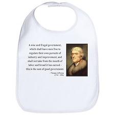 Thomas Jefferson 23 Bib
