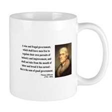 Thomas Jefferson 23 Mug