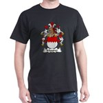 Maurer Family Crest Dark T-Shirt