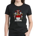 Maurer Family Crest Women's Dark T-Shirt