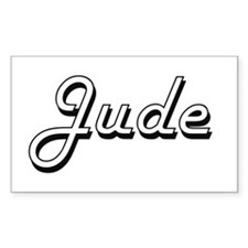 Jude Classic Style Name Decal