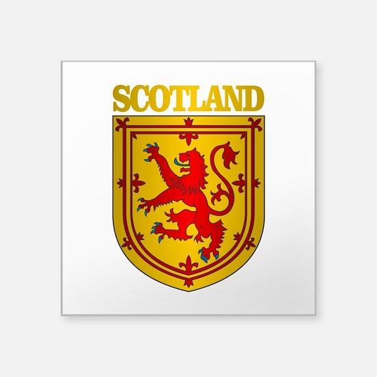 Scotland (COA) Sticker