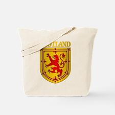 Scotland (COA) Tote Bag
