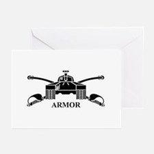 Armor Greeting Cards (Pk of 10)